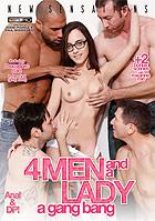 4 Men And A Lady A Gang Bang