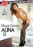 The Sexual Desires Of Alina Li DVD