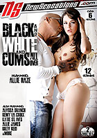 Black And White And Cums All Over  2 Disc Set