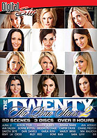 "The Twenty ""The Porn Stars 2""  3 Disc Set"