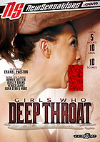 Girls Who Deep Throat  2 Disc Set