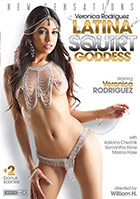 Latina Squirt Goddess DVD