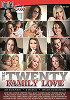 The Twenty Family Love  3 Disc Set