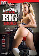 Young Girls Like Big Dicks  2 Disc Set