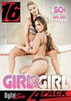 Digital Sin 4 Pack: Girl Girl - 4 Disc Set