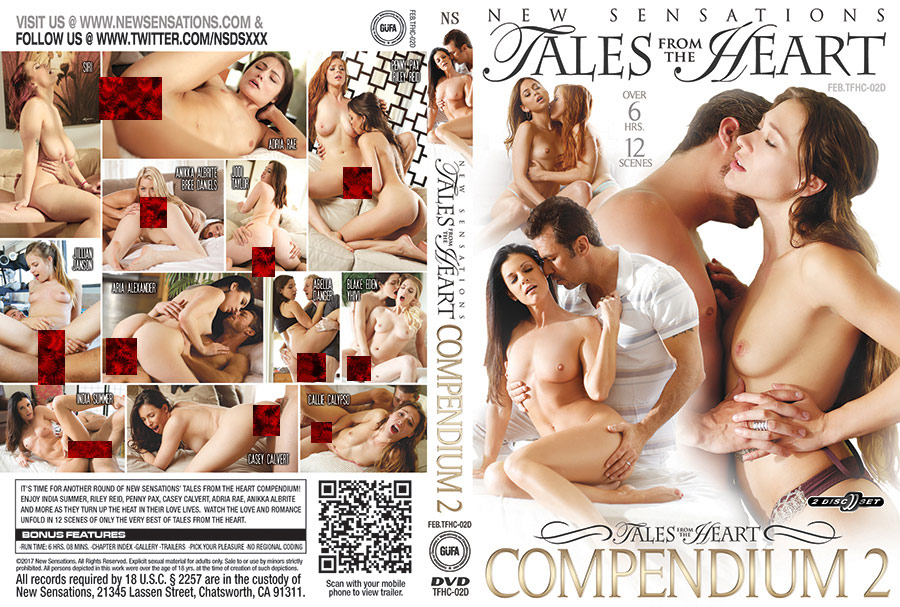 Tales From The Heart Compendium 2 - 2 Disc Set