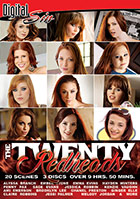 The Twenty Redheads  3 Disc Set DVD - buy now!
