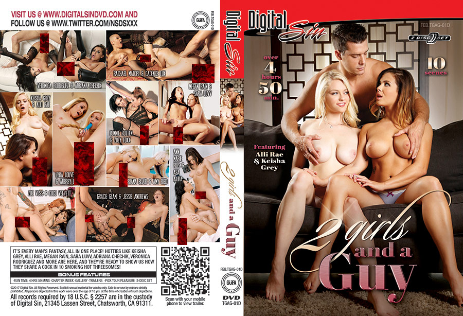 2 Girls And A Guy - 2 Disc Set