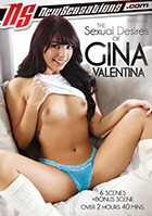 The Sexual Desires Of Gina Valentina  2 Disc Set