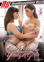 Older Women With Younger Girls  2 Disc Set