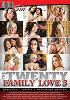 The Twenty Family Love 3  3 Disc Set