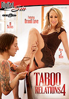 Taboo Relations 4 2 Disc Set