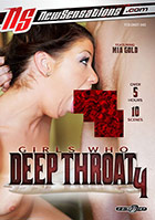 Girls Who Deep Throat 4  2 Disc Set