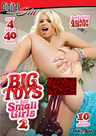 Big Toys For Small Girls 2 2 Disc Set