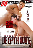 Girls Who Deep Throat 5  2 Disc Set