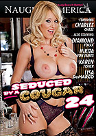 Diamond foxxx seduced by cougar apologise, but