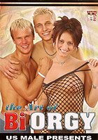The Art Of Bi Orgy