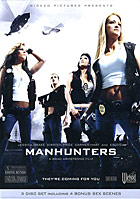 Marcus London in Manhunters