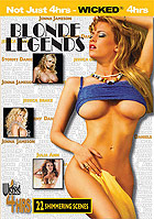 Marcus London in Blonde Legends
