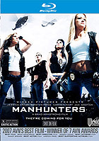 Manhunters Blu ray Disc