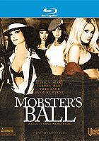 Ginger Rocs in Mobsters Ball  Blu ray Disc