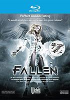 Fallen  Blu ray Disc