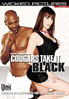 Julia Ann in Cougars Take It Black