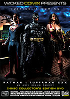 Batman V Superman XXX An Axel Braun Parody 2 Disc