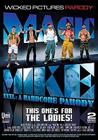 Magic Mike XXXL A Hardcore Parody 2 Disc Collecto