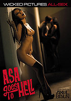 Asa Goes To Hell DVD - buy now!
