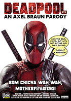 Deadpool XXX An Axel Braun Parody  2 Disc Set