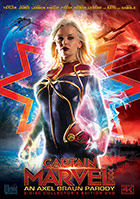 Captain Marvel XXX An Axel Braun Parody 2 Disc Se