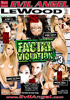 Francesca Le in Facial Violation 3