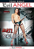 Evil Squirters DVD - buy now!