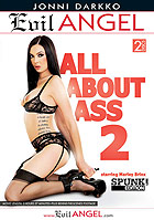 All About Ass 2  2 Disc Set