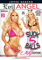 Suck Balls 5 MILF Edition  2 Disc Set