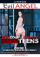 Francesca Le in Evil Couple Prowls Anal Teens