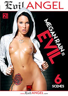 Megan Rain Is Evil  2 Disc Set