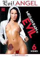 Megan Rain Is Evil 2 Disc Set