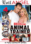 Rocco Is The Animal Trainer - 4 Disc Set