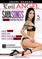 Saya Songs Anal Initiation  2 Disc Set