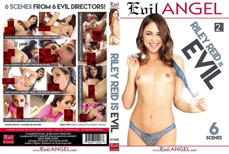 Riley Reid Is Evil - 2 Disc Set