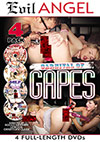 Carnival Of Gapes 4 Pack - 4 Disc Set