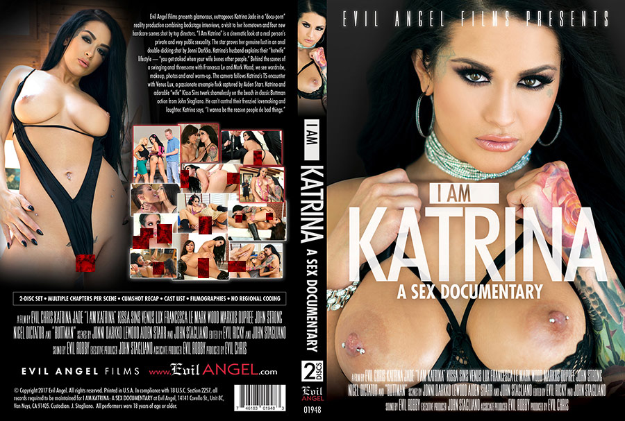 I Am Katrina - 2 Disc Set