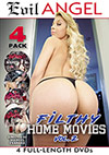 Filthy Home Movies 4-Pack 2 - 4 Disc Set