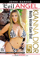 Kianna Dior Busty Asian Cum Slut 5 DVD - buy now!