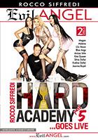 Rocco Siffredi Hard Academy 5  2 Disc Set
