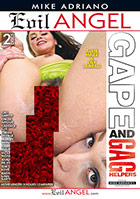 Gape And Gag Helpers  2 Disc Set
