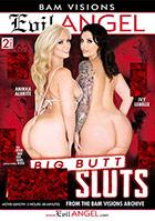 Big Butt Anal Sluts  2 Disc Set