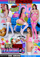 True Anal Training 3  2 Disc Set